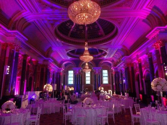 Gibson Hall Weddings, luxury wedding venues, best venues London, venue hire London,