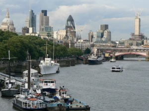 Where is the best place to live? (Why London is popular)