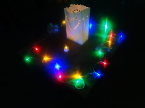 Christmas lights, venue suggestions for Christmas party London, what to do for Christmas party, simple ideas for an office party, London, Westminster, Canary Wharf,