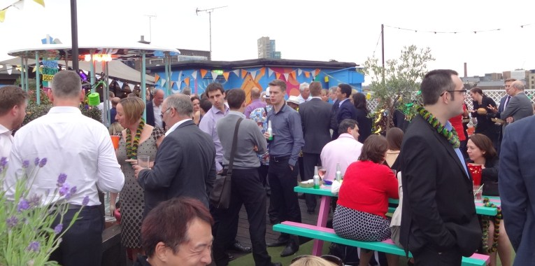 Party ideas London, fun things to do in London, Summer parties London