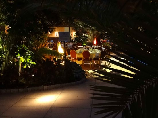Tropical themed parties, venue for birthday party London, Sheraton Skyline with steel band playing,
