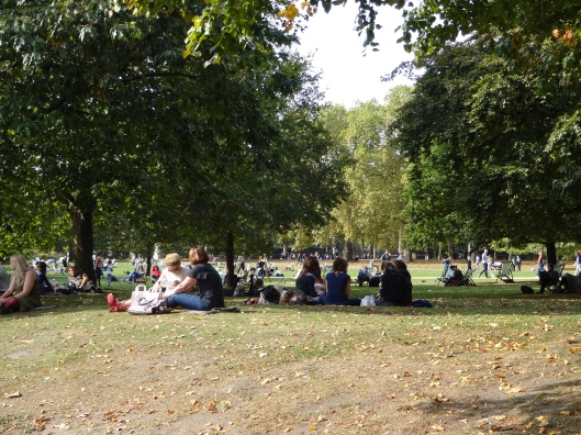Parks  in London 2015, ideas for a summer birthday party, ideas to celebrate a birthday in London,