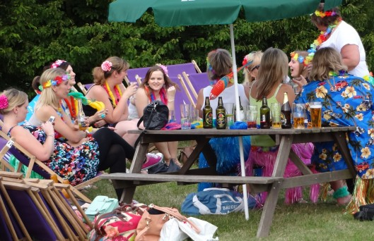 Summer parties London, ideas for a birthday party in London, things to do for your birthday in London,