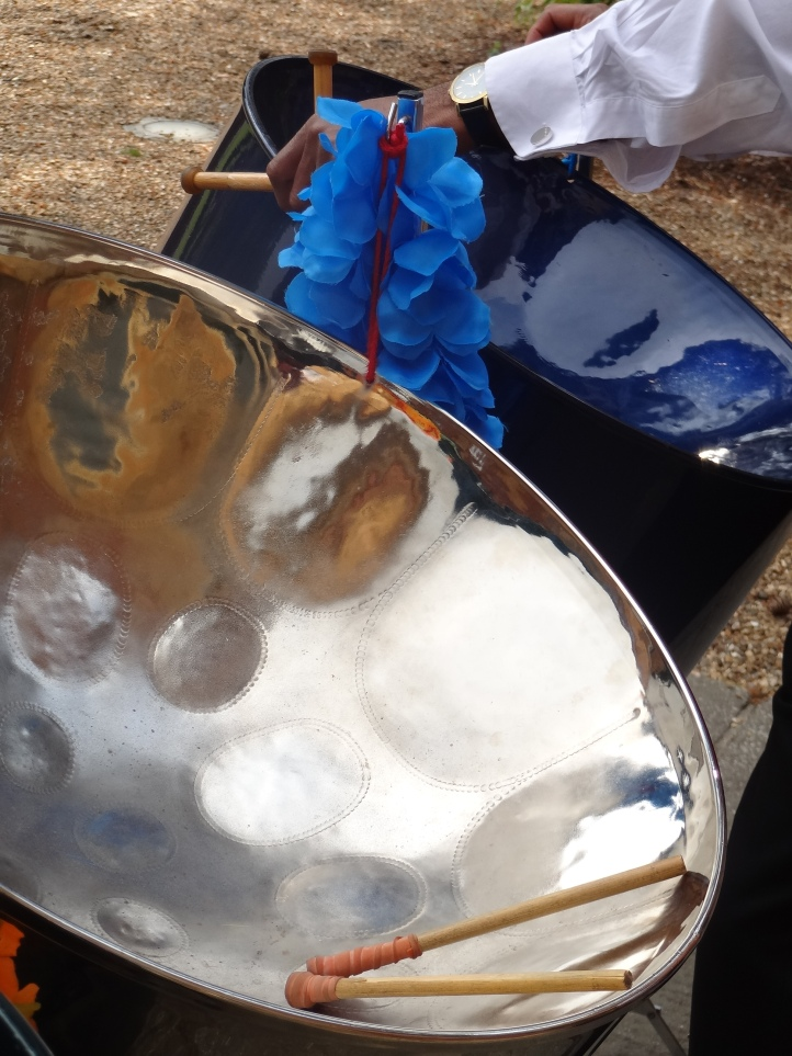 Steel band for weddings, steel band London, Bigsand steel band,